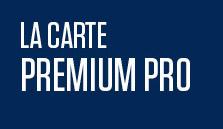 La carte premium PRO